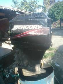 Enjin bot mercury 90hp 2s