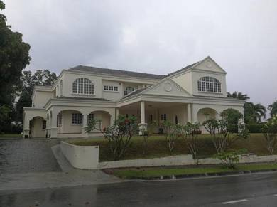 Section 13 Bungalow KGSAAS Seksyen 13 14500sf Land Swimming Pool Golf
