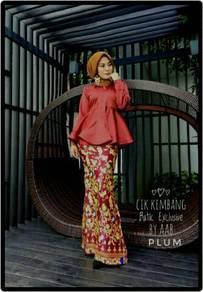 Cik Kembang Batik