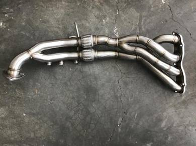 MFR TODA extractor HEADER HONDA civic FN2 FN2R K20