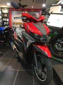 Yamaha Ego Avantiz 125 - 90% Credit