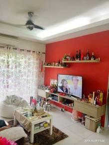 (RENOVATED) Pangsapuri Cengal 850sf Bukit Segar Cheras for sale
