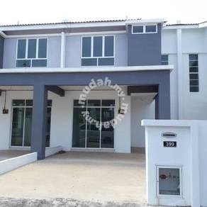 100% Loan 2sty Terrace at Sg.Petani