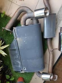 Nissan Fairlady 350z 350GT G35 Ori Exhaust Muffler