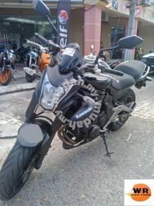 Kawasaki er6-n 650 new bike !!!