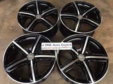 Used audi wheels 18inc for audi a4 s4