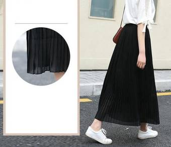 Light A-line Long Skirt(WCNCX 27509)