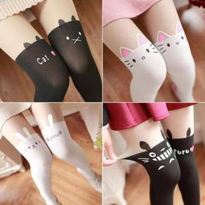 Japan Lolite cute anime cosplay sock stocking