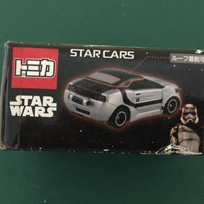 119 Tomica starwars Captain Phasma