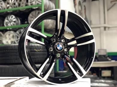 New 19 BMW M3 M4 Rim F30 F10 E90 E92 E46 Z3 Z4