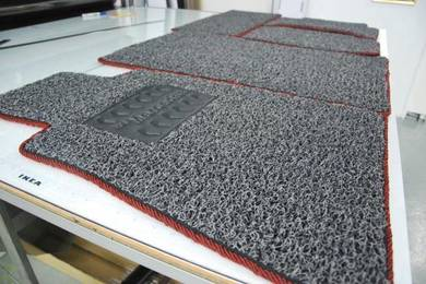 Tinted Carpet SAGA PERSONA IRIZ WIRA WAJA PREVE 1F
