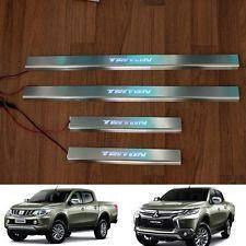 Mitsubishi Triton Steel Plate LED