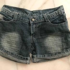 Mickey jeans shorts