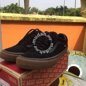Vans Old Skool Pro Black / Gum