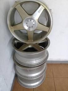 Sport rim untuk dijual..