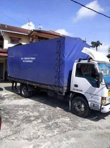 Servis Pahang trans angkat barang