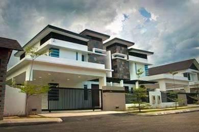 New 22x85 2sty house S2 Heights Samira, Labu, Seremban 2