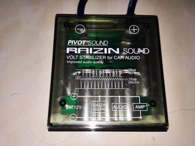 Pivot raizin sound