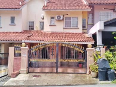 Cantik Rumah Teres 2 Tingkat Seksyen 15 Bandar Baru Bangi
