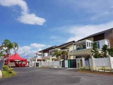 Subang New Bungalow house