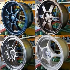 Rim 15 TE37 CE28 RPF1 RP01 new offer