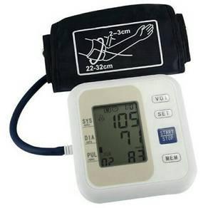 BP SET Alat Tekanan Darah Blood Pressure Digital