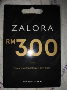 Zalora Voucher Card RM300