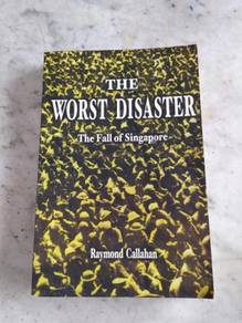 TEXP The Worst Disaster The Fall Of Singapore