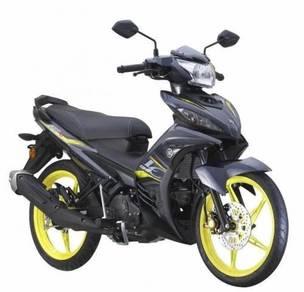 Yamaha 135 lc v6 promosi hujung tahun
