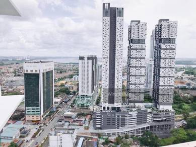 Pinnacle Tower Johor Bharu Freehold Below Market Value Near RTS CIQ Jo