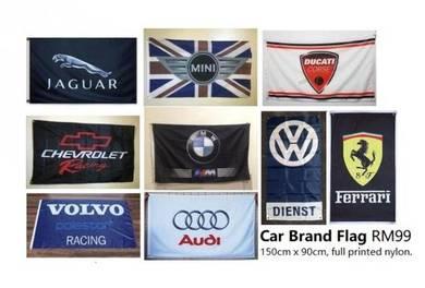 Car Brand Accessories Flag