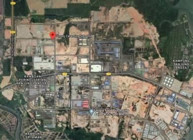 Tanjung Langsat 20 Acres Heavy Industrial Land, Pasir Gudang