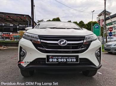 Perodua Aruz OEM Fog Lamp Set with Switch OFFER