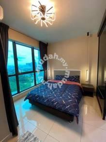 F/furnished,1CP,Can cook, KL Studio Jln Ampang,IntermediateCornerLots