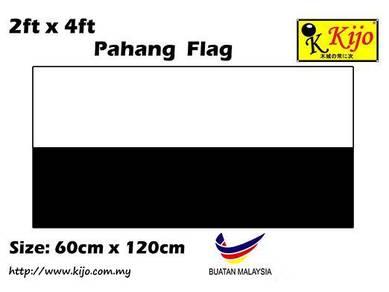 60cm X 120cm Pahang Flag