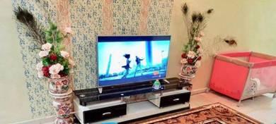 GOOD condition Tmn Tun Aminah Jln Perwira Single Storey House For Sale