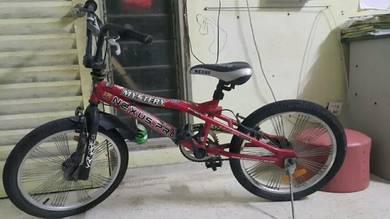 Basikal/bicycle