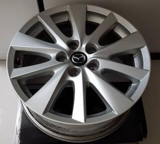 Mazda CX5 sport rims 17 inches