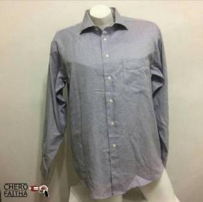 Pronto Uomo button down dress shirt collar baju