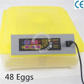 48 chicken eggs full automatic chicken