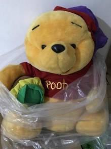 New Winnie the Pooh Soft Bear