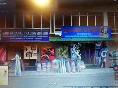 Ayer hitam shop for sale