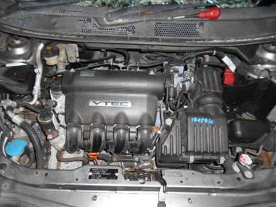 Honda jazz fit type s gd3 halfcut l15a vtec manual