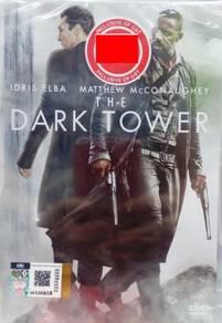 DVD The Dark Tower Idris Elba Matthew McConaughey