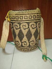 Hand Craft rattan bag