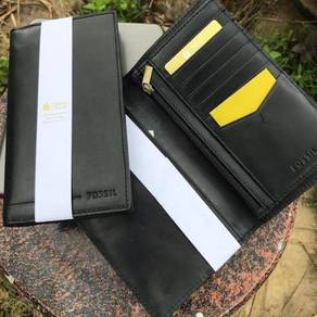 Fossil original wallet and porch
