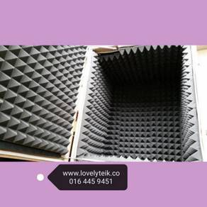 SoundProof acoustic foam Supply Malaysia