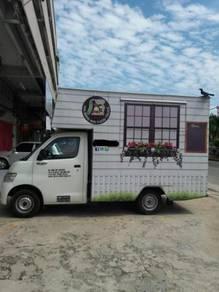 Daihatshu Grand Max 1.5 Food Truck