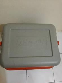 Coleman cold box