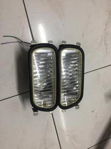 Intersection lamp honda